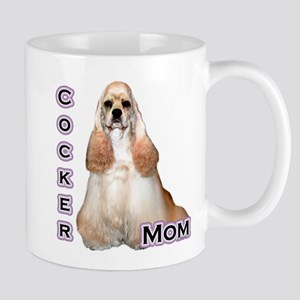 Cocker(buff) Mom4 Mug
