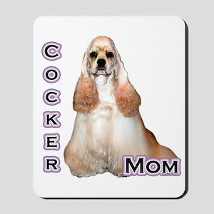 Cocker(buff) Mom4 Mousepad