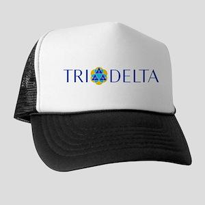 Tri Delta Logo Trucker Hat