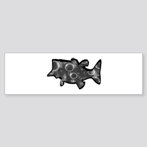 LARGEMOUTH Bumper Sticker