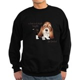 Animals dogs Sweatshirt (dark)