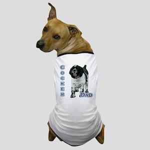 Cocker(parti) Dad4 Dog T-Shirt
