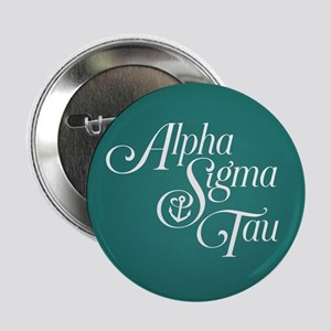 "Alpha Sigma Tau Vertical 2.25"" Button"