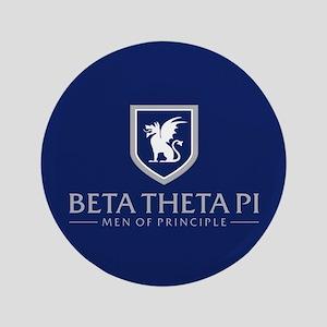Beta Theta Pi Button