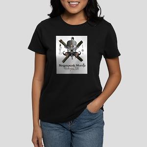 skull no border Women's Cap Sleeve T-Shirt