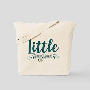 Alpha Sigma Tau Little Tote Bag
