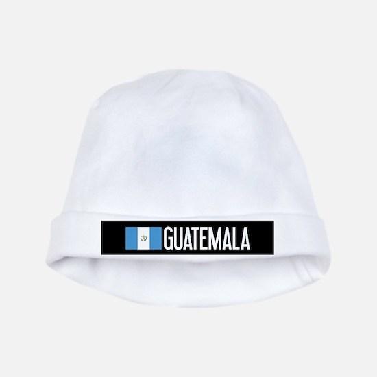 Guatemalan Flag & Guatemala baby hat