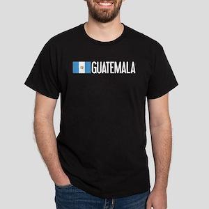 Guatemalan Flag & Guatemala Dark T-Shirt
