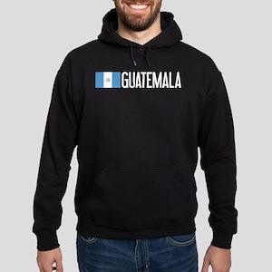 Guatemalan Flag & Guatemala Hoodie (dark)