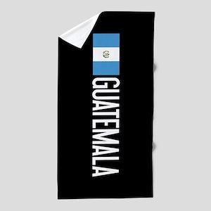 Guatemalan Flag & Guatemala Beach Towel