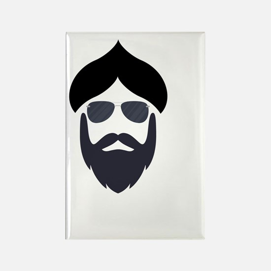 Cool Singh Rectangle Magnet