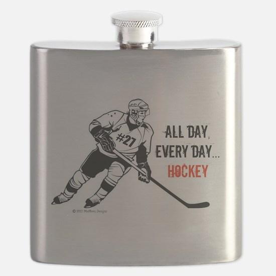 My Hockey Rink Flask