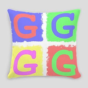 G Everyday Pillow