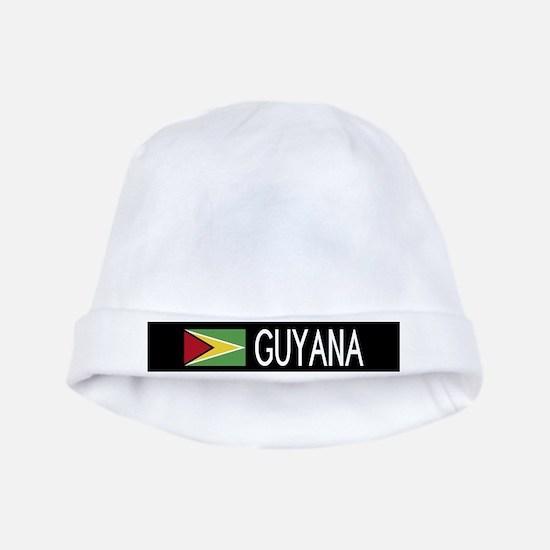 Guyanese Flag & Guyana baby hat
