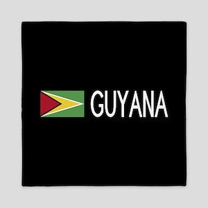Guyanese Flag & Guyana Queen Duvet