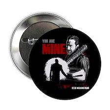 """Negan You Are Mine 2.25"""" Button"""