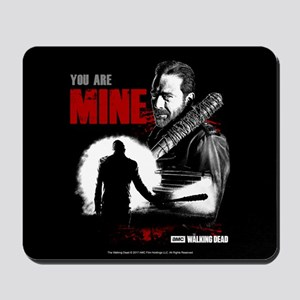 Negan You Are Mine Mousepad