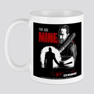 Negan You Are Mine Mug Mugs