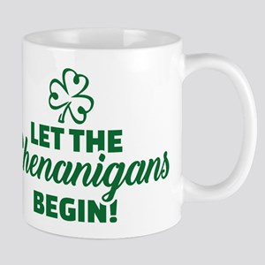 Let the shenanigans begin Mugs