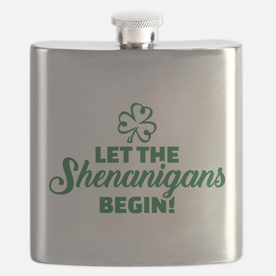 Let the shenanigans begin Flask
