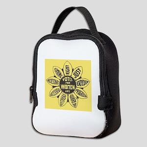 Votes for Women Neoprene Lunch Bag