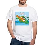 Nemo Scout White T-Shirt