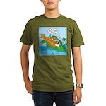 Nemo Scout Organic Men's T-Shirt (dark)