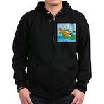 Nemo Scout Zip Hoodie (dark)