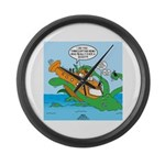 Nemo Scout Large Wall Clock