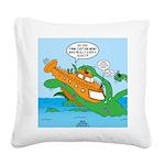 Nemo Scout Square Canvas Pillow