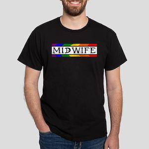 Rainbow Midwife Women's Cap Sleeve T-Shirt