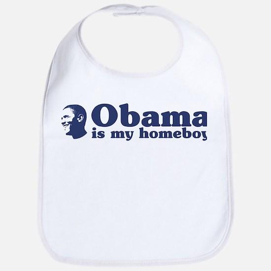 Obama is my homeboy Bib