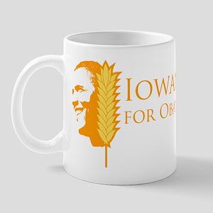 Iowans for Obama  Mug