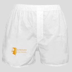 Iowans for Obama  Boxer Shorts