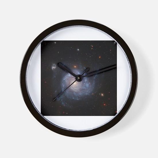 Cute Galaxy wall Wall Clock