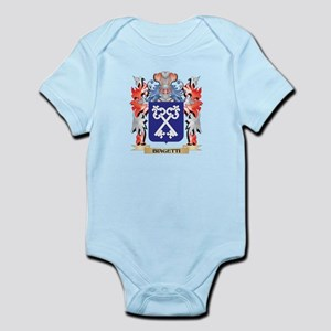 Biagetti Coat of Arms - Family Crest Body Suit