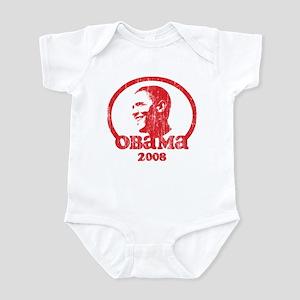 Vintage Barack Obama 2008 (re Infant Bodysuit