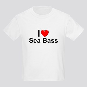 Sea Bass Kids Light T-Shirt