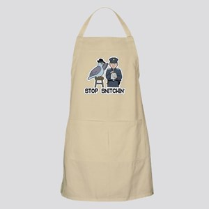 Stop Snitching Apron