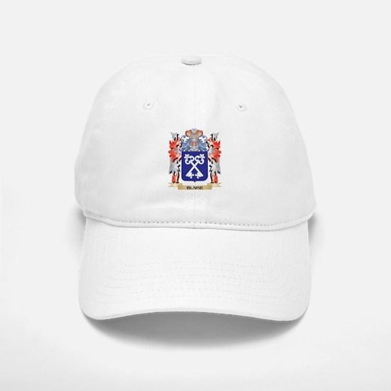 Blaise Coat of Arms - Family Crest Baseball Baseball Cap