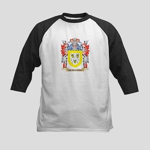 Blakeman Coat of Arms - Family Cre Baseball Jersey
