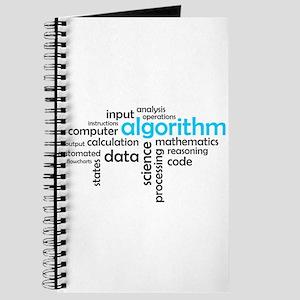 word cloud - algorithm Journal