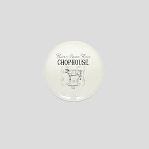 Vintage Chophouse Mini Button