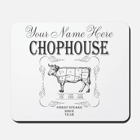 Vintage Chophouse Mousepad