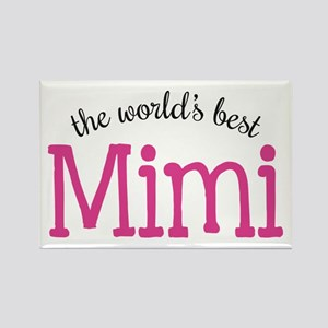 World's Best Mimi Magnets