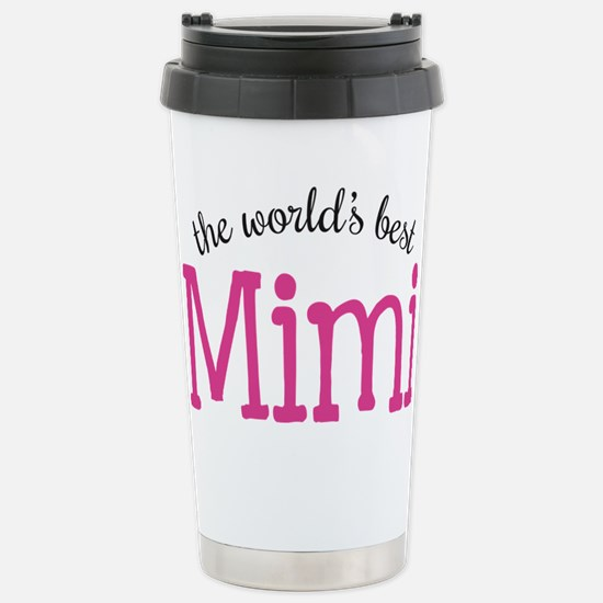 World's Best Mimi Travel Mug