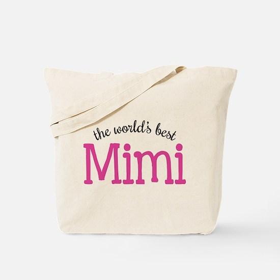 World's Best Mimi Tote Bag