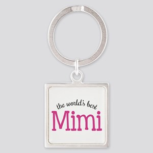 World's Best Mimi Keychains