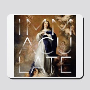 Immaculate Mousepad