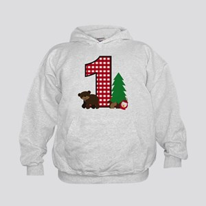 Woodland 1st Birthday Sweatshirt